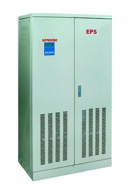 Single phase 220V 90KW / 100KW / 200KW EPS Emergency Power Supply with CPU control