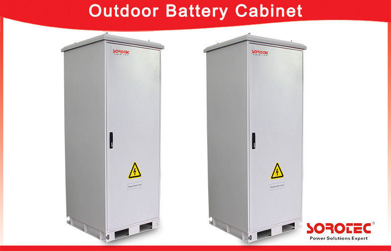 IP55 Customized Outdoor Battery Cabinet Solution for All Size Batteries