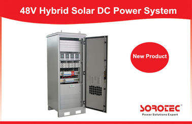 50A Solar 48V DC Power Supply with Flexible MPPT Solar Charge Controller